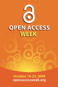 Open Access Week 2009