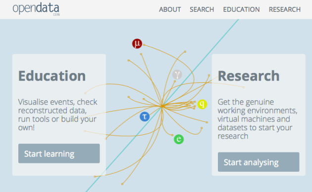 CERN Open Data Portal