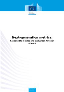 Next-generation metrics